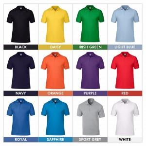 Pesan polo shirt bordir di Denpasar