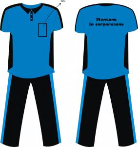 Konveksi seragam olahraga sekolah di Denpasar